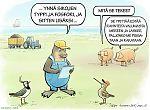 Itämeri - Maatalouden päästöt - vähentäminen