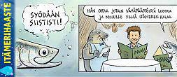 Itämeri - Syödään siististi