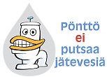 Pönttö ei putsaa jätevesiä